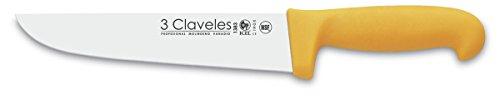 3Claveles 1383 - Cuchillo carnicero, 18 cm, 7 pulgadas