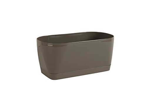 IDeL clflows30 – 125 Pot, Taupe, 30 x 15 x 13.5 cm