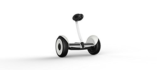 Ninebot by Segway Personal Minilite Hoverboard Gyro Unisex Erwachsene, Weiß - 3