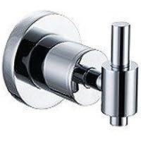 KHSKX Ganci di rame inferiore in acciaio inox tubo-tipo singolo