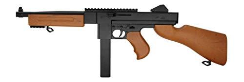 Double Eagle Fusil Airsoft-Thompson M306 à Ressort/Spring/Rechargement Manuel (0.5 Joule)