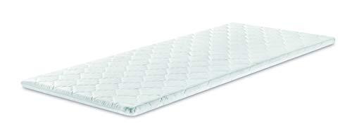 Traumnacht viscoelastischer orthopädischer Matratzentopper, mit Memory Foam Effekt, 140 x 200 cm