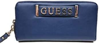 Guess Kerrigan SLG VG744246 - Monedero, Color Azul Marino
