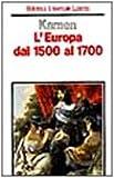 Image de L'Europa dal 1500 al 1700