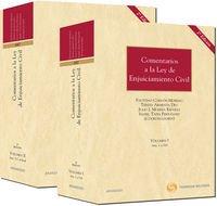Comentarios a la Ley de Enjuiciamiento Civil (Tomo I) por Teresa Armenta Deu