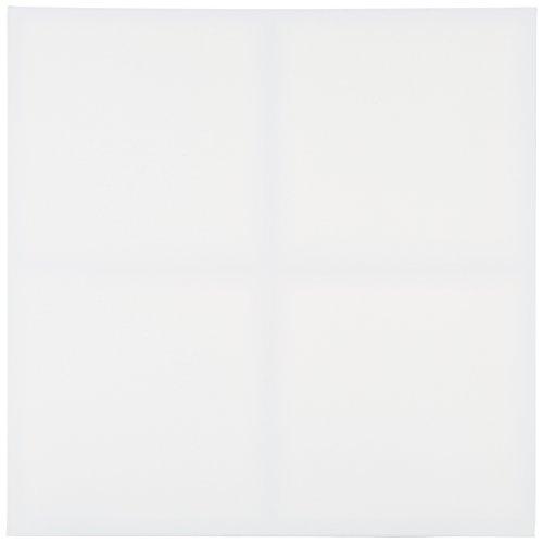 Reeves rd8080Artist Gallery Deep Edge Bastidor, algodón, 80x 80x 3,5cm