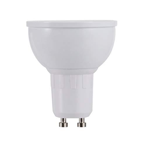 Intelligente Led Lampe , JUSTSELL Farbwechsel Lampe, Led Spots Birne Reflektorlampe, 5W Dimmbar Warmweiß (3500-5500k) 460 Lumen Stimmbefehl