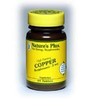 Copper 3 mg (Kupfer-Soja-Aminosäure-Chelat) 90 Tabletten NP