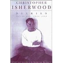 Christopher Isherwood Diaries: 1939-1960 Vol 1 by Christopher Isherwood (1996-10-28)