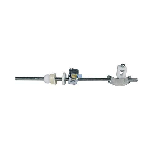 LUTH Premium Profi Parts Exzenterstange 5mmØ waagerecht 180mm für Ablaufgarnitur Armatur Waschbecken
