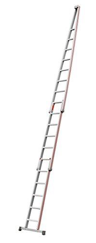 Preisvergleich Produktbild Hymer Glasreinigerleiter 5-teiliger Satz 28 Sprossen 8,45 m lg Art-Nr 501728