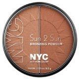 NYC Sun 2 Sun Bronzing Powder - 717A Bronze Gold