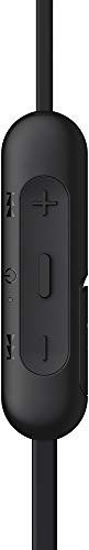 Sony WI-C310 Wireless Neck-Band Headphones with up to 15 Hours of Battery Life - Black Image 4