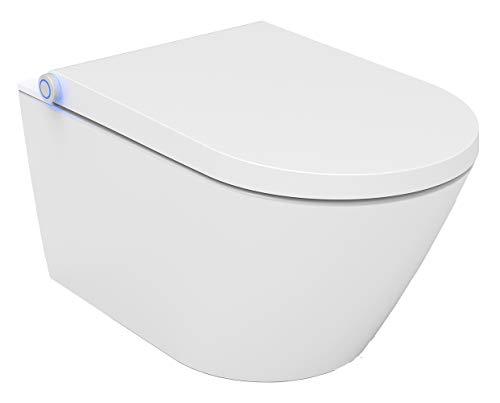 BERNSTEIN Dusch-WC Basic - Komplettanlage mit Gesäß- und Ladydusche
