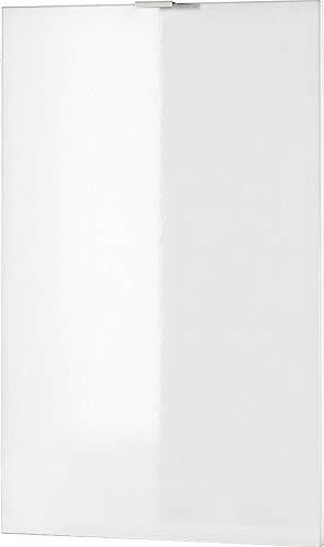 Germania 3457-84 Tür mit Einlegeboden für Kommode/Sideboard Colorado in Weiß Hochglanz, 48 x 76 x 2 cm (BxHxT)