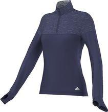 Adidas Women Supernova Storm Running Shirt Long Sleeve Running Fitness Sport. T-Shirt. Midind