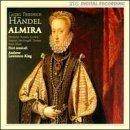Handel - Almira / Monoyios, Rozario, Gerrard, Fiori musicali, Lawrence-King Box set Edition (1996) Audio CD