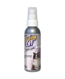 Urine Off Gatti e Gattini Spray 118 ml 1 Pezzo