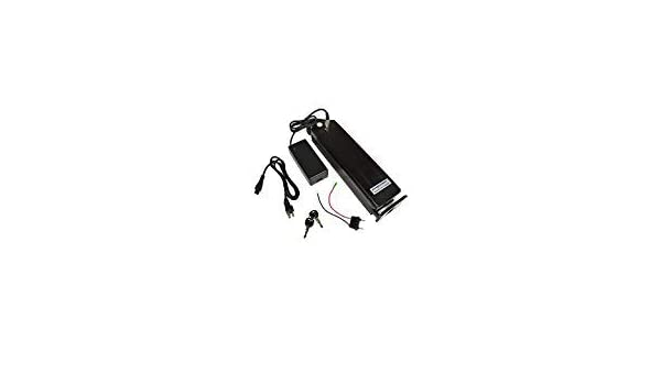 Pswpower EU No Tax 36V 13Ah silver fish ebike electrical battery pack with 2A charger can working on 500W motor PXL-YY-36130-BK AD Germany warehouse