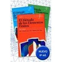 El metodo de los elementos finitos(3 vols.)