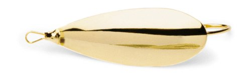 Johnson SM3/4-GLD Tackle Box Standard Minnow Spoon, Gold, 2-3/4-Inch, 3/4-Ounce (Angeln Johnson Köder)