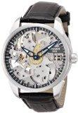 Tissot Herren-Armbanduhr 48mm Armband Kalbsleder Schwarz Gehäuse Edelstahl Handaufzug T070.405.16.411.00