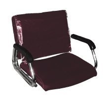Scalpmaster Square Chair Back Cover, Transparent Vinyl (3061) by Scalpmaster