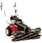 Tielbürger Kehrmaschine TK-48 mit Honda-Motor