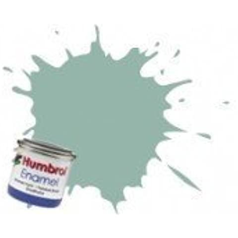 Humbrol 14ml No.1 Tinlet Enamel Paint 248 RLM 78 Himmelblau