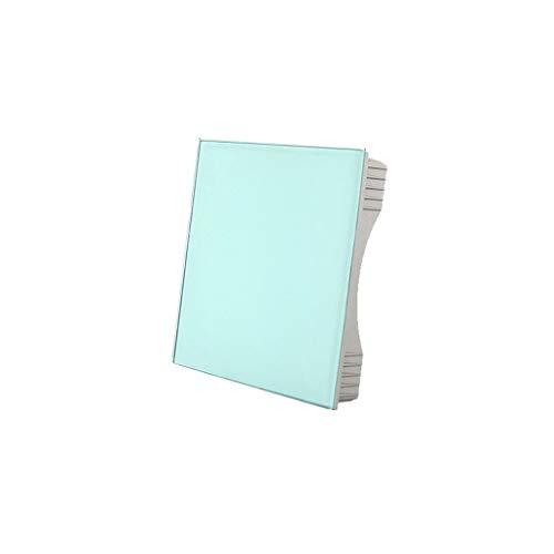 Runde Backstein-set (Led Spots,LED Draussen Wasserdicht Temperiert Glas Farbe Quadrat Hof Licht Backstein Lampe (Color : Warm light-18W))