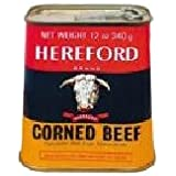 Hereford Corned Beef Lat 340 Gr