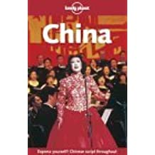 China (Lonely Planet Country Guides) by Storey, Robert, etc. (2002) Paperback