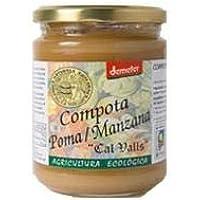 Compota de manzana ECO Cal Valls, 400 g