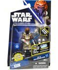 Wars Animated Action Figure CW No. 53 Plo Koon Cold Weather Gear ()