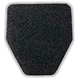 Resilia Urinal Matte (6er Pack), Antimikrobielle, saugfähig, Einweg im Badezimmer Displayschutzfolie, 43,2x 53,3cm, Made in USA