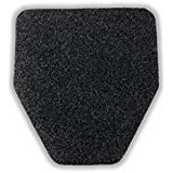 Resilia Urinal Matte (6er Pack), Antimikrobielle, saugfähig, Einweg im Badezimmer Displayschutzfolie, 43,2x 53,3cm, Made in USA -