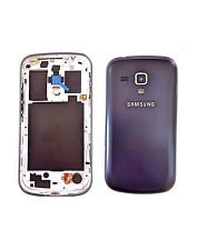 CELL GURU'S Full Body Housing Panel Faceplate Fascia For Samsung Galaxy S Duos S7562 - Blue  available at amazon for Rs.299