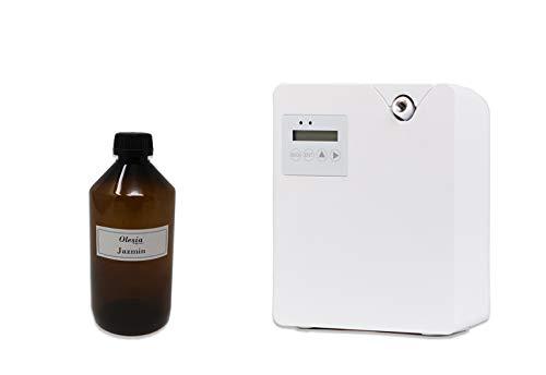 Parfüm Diffusor für professionelle Umgebung 100m² + 500ml Duft Zitronen-Trauben -
