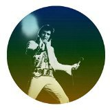 abstract-elvis-presley-picture-made-for-round-computer-game-mouse-pad-mat-cloth-cover-non-slip-backi