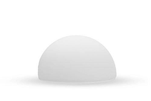 Imagilights Half Ball LED Blanc - Lumière d'ambiance (56 Bulb (s), LED, 50000 h, 24 couleurs, blanc, 500 mm)
