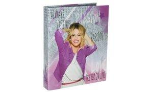 Undercover VIAE0310 - Disney Violetta Ringbuch, A4 Preisvergleich