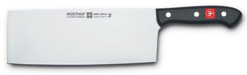 Wüsthof 4691 - Cuchillo de Carnicero Chino, 20 centímetros