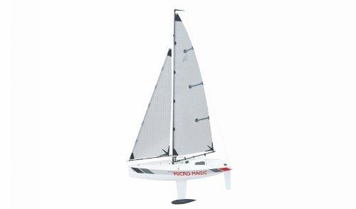 Graupner 2014.V2 - WP Segelboot Racing Micro Magic Tuning