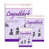 Layout-Block für Comic&Illustration 75g/m², 420x594mm, 75Bogen