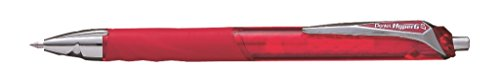 Preisvergleich Produktbild Pentel KL257-BO Gel-Tintenroller HyperG mit Druckmechanik dokumentenecht, 1 Stück, 0.35 mm