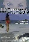 Locandina IL DIO SERPENTE DVD