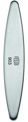 Felco 154261 903 Schleifstein, Wetzstein mit Diamant-Beschichtung, für Messer der Gartenscheren geeignet-903, grau Länge 100mm
