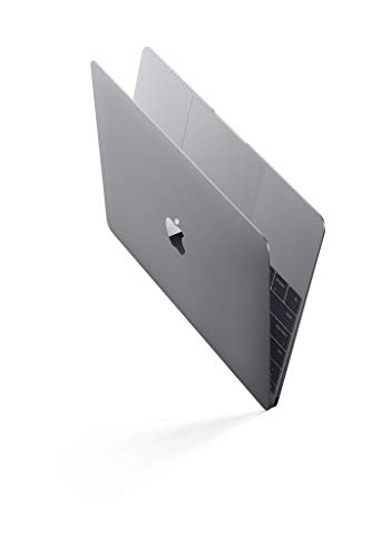 Apple MacBook (de 12 pulgadas, Intel Core i5 de doble núcleo a 1,3 GHz, 512GB) - Gris espacial (Ultimo Modelo)