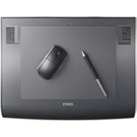 Wacom Intuos INTUOS3 A4 REGULAR USB - Tableta gráfica (USB, 305 x 231 mm, 6 mm, 2.5 m, 1.8 kg, -Driver CD-ROM (driver, manual in English, Alemán, Francés, Italiano, Español,