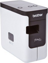 Brother P-touch P700 Professionelles PC-Beschriftungsgerät (Windows/Mac)